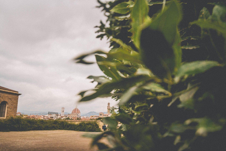 florence proposal engagement