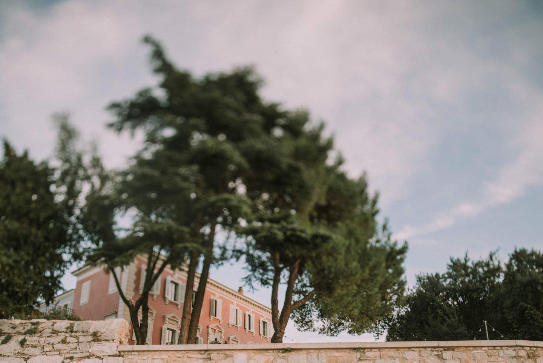 wedding photographer villa polesini porec istria