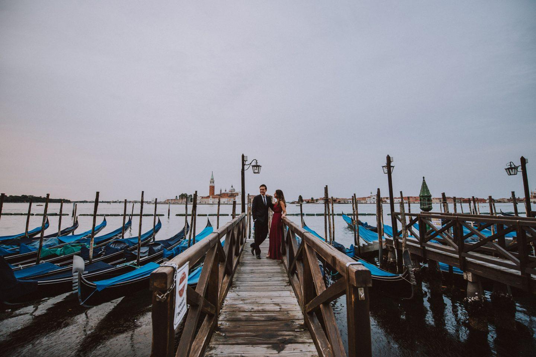 romantic honeymoon venice italy