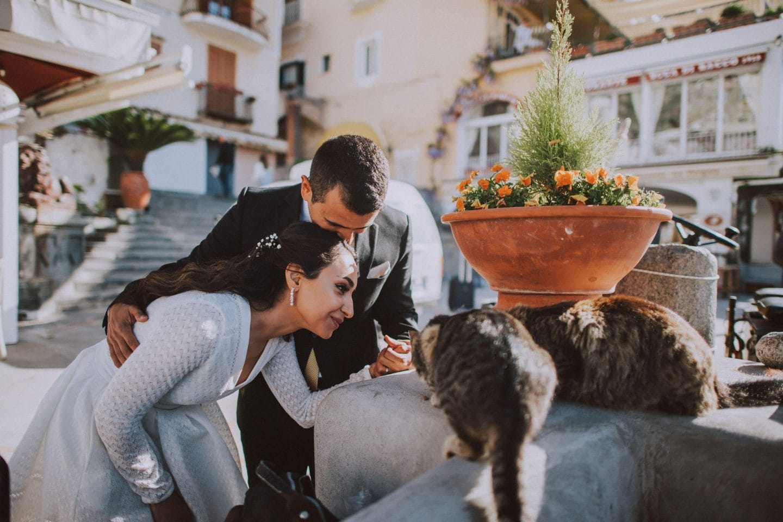 honeymoon photographer positano amalfi coast italy