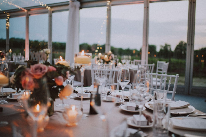glamorous wedding hotel stanzia meneghetti