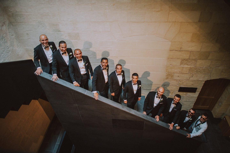 the sheer bastion wedding malta