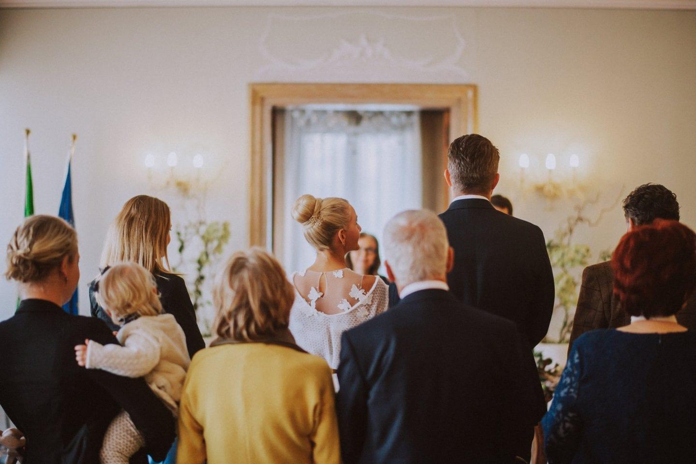 christmas intimate wedding venice hotel danieli