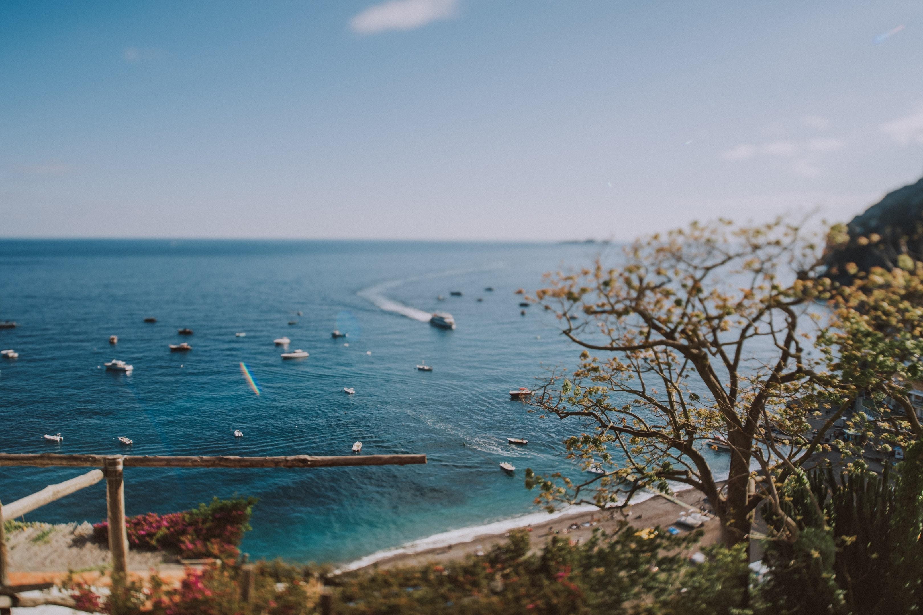 positano elopement photographer amalfi coast rada restaurant